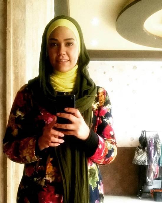 عکس پناه باقریان بازیگر نقش مبینا دوست دختر بهتاش فریبا در پایتخت
