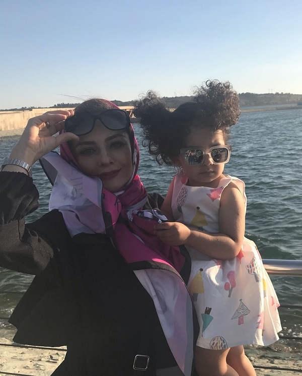 عکس یکتا ناصر و دخترش سوفیا هادی