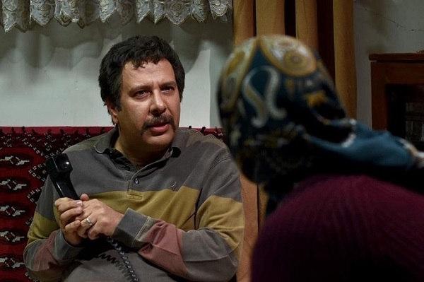 محمد بحرانی در نمایی از سریال دوپینگ