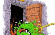 نقاشی ویروس کرونا برای کودکان