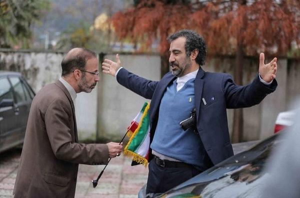 نقی معمولی و نماینده مجلس در پایتخت 6