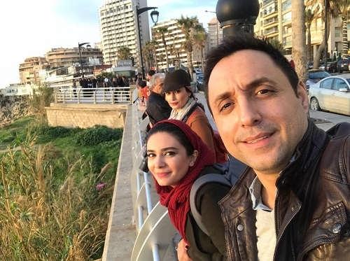 امیرحسین رستمی و لیندا کیانی در مسابقه هفت روز و هفت ساعت