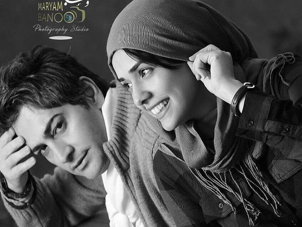 بیوگرافی فریدون محرابی و همسرش + عکس