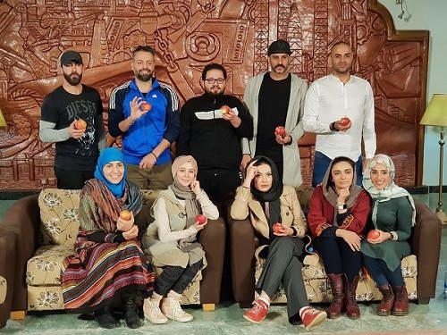 عکس بازیگران مسابقه هفت روز و هفت ساعت