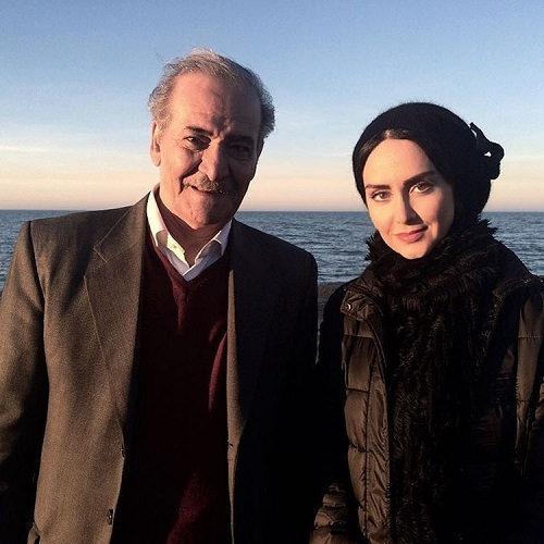 عکس سیامک اطلسی و مریم خدارحمی