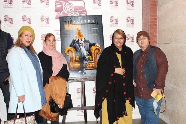 عکس صفا آقاجانی در کنار خواهرش معصومه آقاجانی