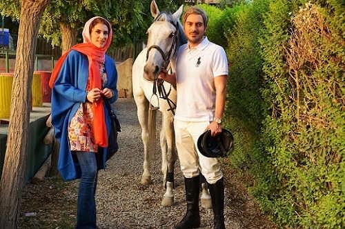 عکس نیما شاهرخ شاهی در کنار ویشکا آسایش