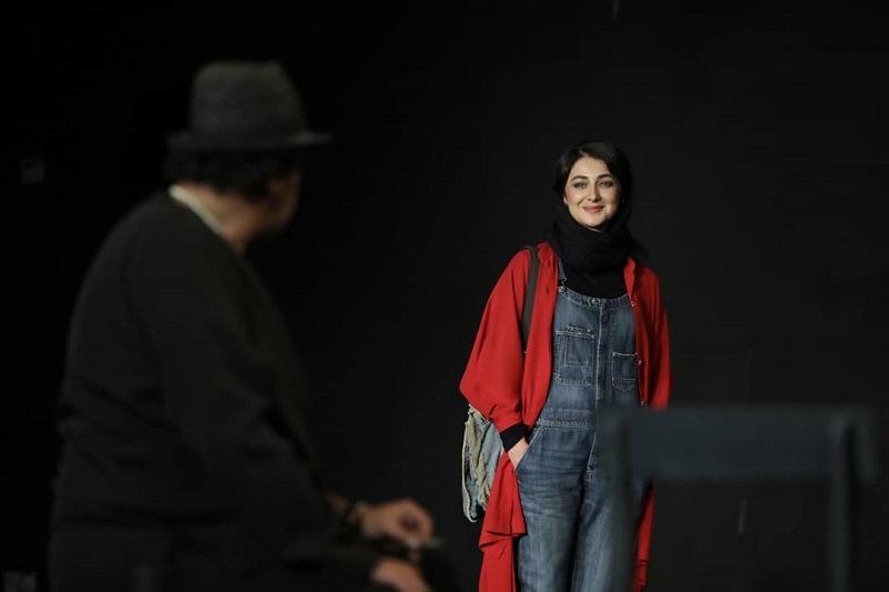 عکس ویدا جوان در تاتر