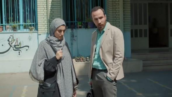 بیوگرافی حافظ در سریال همسایه