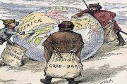 هدف اصلی استعمارگران چیست؟