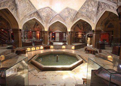 هدف شیخ بهایی از حمامی که با یک شمع گرم میشد چه بود؟